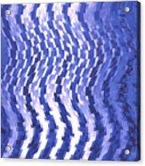 Moveonart Urban Waves 2 Acrylic Print