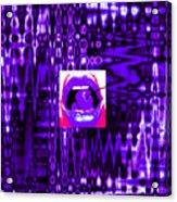 Moveonart Visualtherapytime03apr Acrylic Print