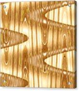 Moveonart Waves Of Enlightenment 2 Acrylic Print