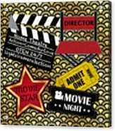 Movie Night-jp3613 Acrylic Print