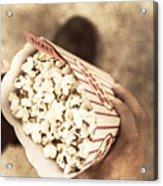 Movie Nostalgia Acrylic Print