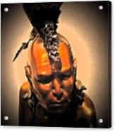 Mowhawk Acrylic Print