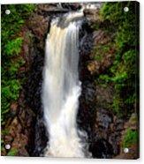 Moxie Falls Acrylic Print