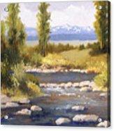 Moyie River Acrylic Print