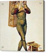 Mozart: Magic Flute, 1791 Acrylic Print