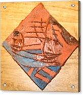 Mpeeka - Tile Acrylic Print