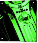 Mph Green 5485 G_4 Acrylic Print