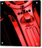 Mph Red 5485 G_2 Acrylic Print
