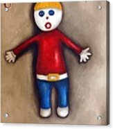 Mr. Bill Acrylic Print