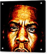 Mr Carter Acrylic Print