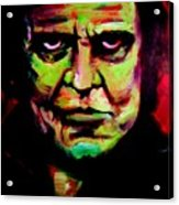 Mr. Cash Acrylic Print