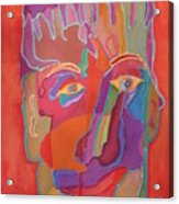 Mr. Frank N. Steiner Acrylic Print