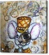 Mr. Mouse Acrylic Print