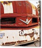 Mr. Rusty Acrylic Print