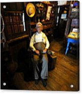 Mr. Smallwood And His Store Acrylic Print