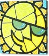 Mr Sunny Day Acrylic Print