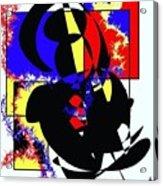 Mr Who? Acrylic Print