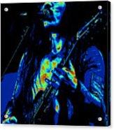Mrmt #73 Enhanced In Cosmicolors Acrylic Print