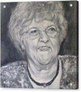 Mrs. Carol Paul Acrylic Print