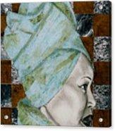 Mrs. Seneferu Acrylic Print