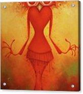 Ms. Shishi Acrylic Print