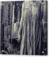 Mss Creepy Acrylic Print