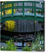 Msu Spring 7 Acrylic Print