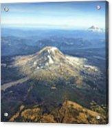Mt. Adams In Washington State Acrylic Print