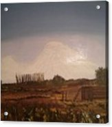 Mt. Ararat Acrylic Print