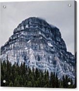 Mt Chephern  Acrylic Print