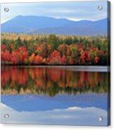 Mt. Chocorua Reflections I Acrylic Print