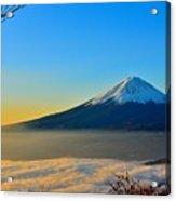 Mt. Fugi Acrylic Print