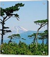Mt. Fuji ... Acrylic Print