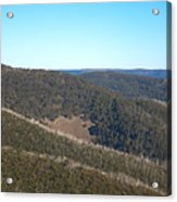 Mt Hotham In Early April Acrylic Print