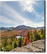 Mt. Joe, Adirondacks  Acrylic Print
