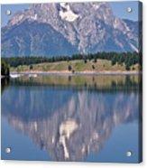 Mt. Moran Acrylic Print