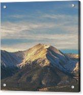 Mt. Princeton Acrylic Print