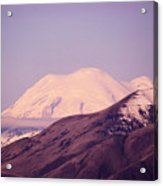 Mt Rainer From The Wenas Valley  Acrylic Print