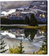 Mt. Rundell  Acrylic Print