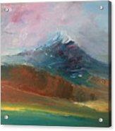 Mt Shasta 10 Acrylic Print