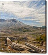 Mt St Helens Acrylic Print