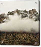 Mt. Wilson Acrylic Print