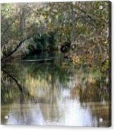 Muckalee Creek Acrylic Print