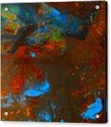 Muddy Water Acrylic Print