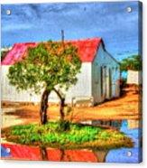 Muddy Waters Acrylic Print