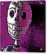 Muertos 3 Acrylic Print