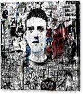 Mugshot 3 Acrylic Print