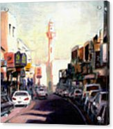 Muharraq Souq 1 Acrylic Print