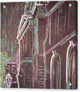Mukha Acrylic Print