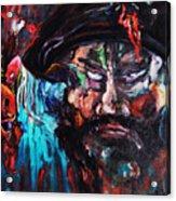 Mullah Madness Acrylic Print